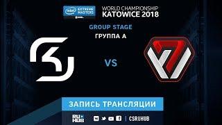 SK vs Avangar - IEM Katowice 2018 - de_cache [ceh9, yXo]
