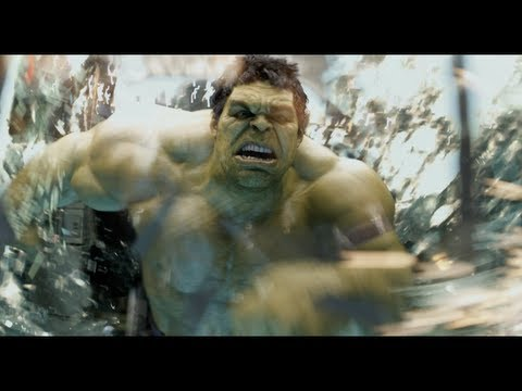 Video: Marvel's The Avengers Trailer 2