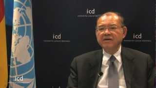 Supachai Panitchpakdi, Secretary-General, United Nations Conference on Trade and Development