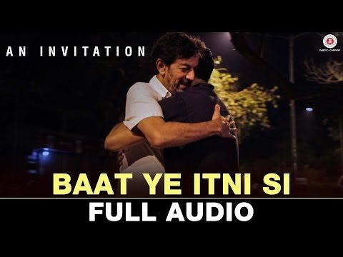 Baat Ye Itni Si Songs mp3 download and Lyrics