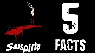 Nonton Suspiria  1977  Five Facts Film Subtitle Indonesia Streaming Movie Download
