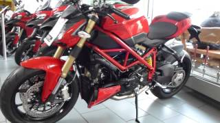 4. 2014 Ducati Streetfighter 848 132 Hp 260 km/h 161 mph * see also Playlist