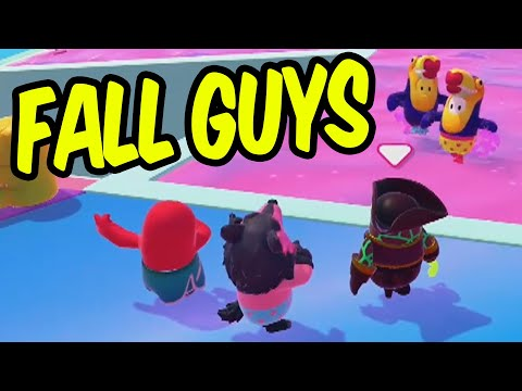 Fall Guys Funny Moments!