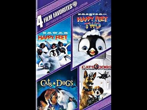 Opening To Cats & Dogs:The Revenge Of Kitty Galore 2010 DVD (2013 Reprint)