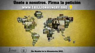 Anuncio del Día Mundial de la Alimentación 2010