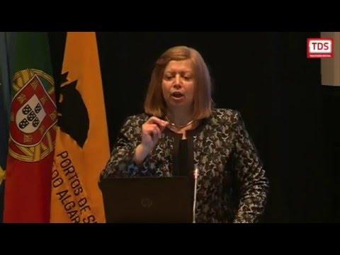 MINISTRA DA DEFESA EM SINES