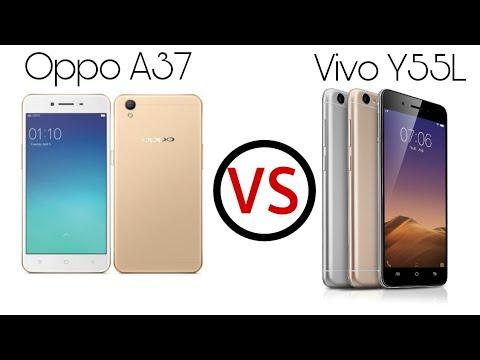 Video Oppo A37 vs Vivo Y55l (speed test ) download in MP3, 3GP, MP4, WEBM, AVI, FLV January 2017