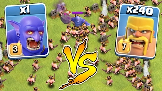 Video 240 BARBARIANS vs 1 BOWLER 😀INSANE BATTLE!!!🔸Clash of clans MP3, 3GP, MP4, WEBM, AVI, FLV Oktober 2017