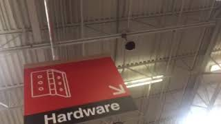 5. Dayton industrial ceiling fans at Home Depot