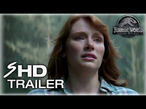 Jurassic World 2: Fallen Kingdom First Look Concept Trailer (2018) Chris Pratt Movie