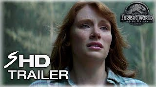 Video Jurassic World 2: Fallen Kingdom (2018) First Look Trailer - Chris Pratt, Bryce Dallas Howard MP3, 3GP, MP4, WEBM, AVI, FLV Oktober 2017