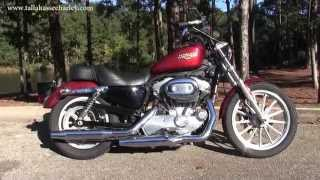 2. Used 2009 Harley Davidson XL883L Sportster Superlow