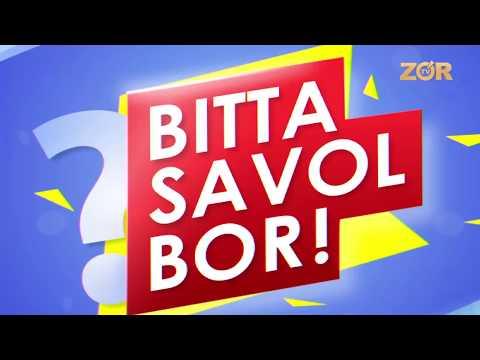 Вiтта sаvоl bоr 2- sоn (17.07.2018) - DomaVideo.Ru