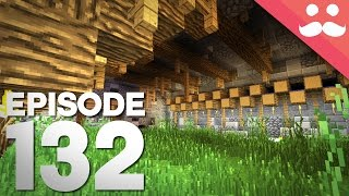Hermitcraft 4: Episode 132 - The Automatic Crafting Buddy!