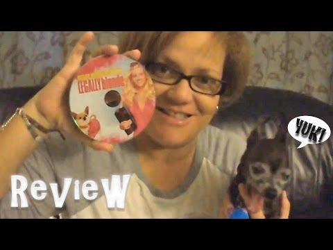 Legally Blonde DVD Unboxing And Review
