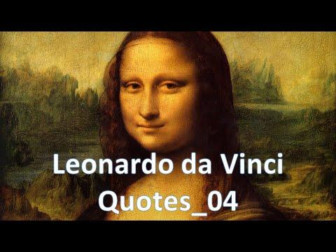 Happiness quotes - Leonardo da Vinci quotes 04