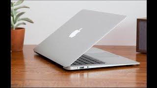 Apple MacBook Air (13 inch, 2017) Review