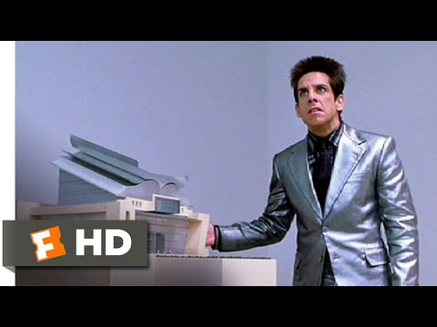 Derek Zoolander making you look good... - the buzz 8:50