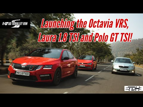 Launching the Stage 2 Octavia VRS, Stage 2 Laura 1.8 TSI & Stage 2 Polo GT TSI!