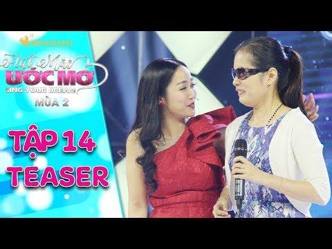 Hát mãi ước mơ 2| teaser tập 14: Trấn Thành ngưỡng mộ khả năng chơi cờ vua của nữ thí sinh khiếm thị - Thời lượng: 2:31.