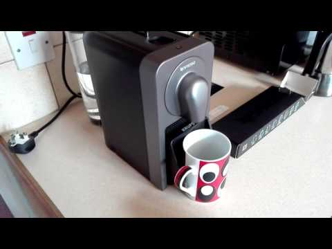 Review Nespresso Prodigio by Krups