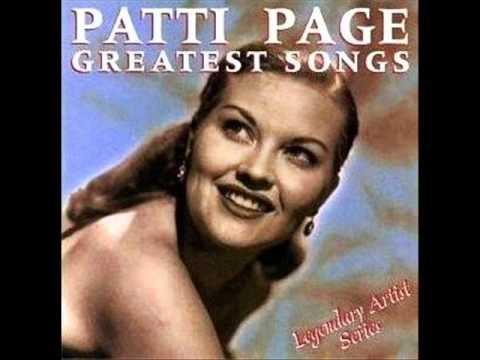 Tekst piosenki Patti Page - These Foolish Things po polsku