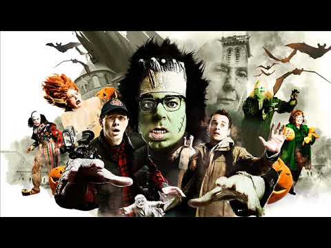 Psychoville Halloween - Commentary of the Halloween special episode