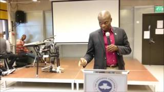 Breakthrough day 3 (fire conference for workers and Ministers), Pastor Femi Olawale