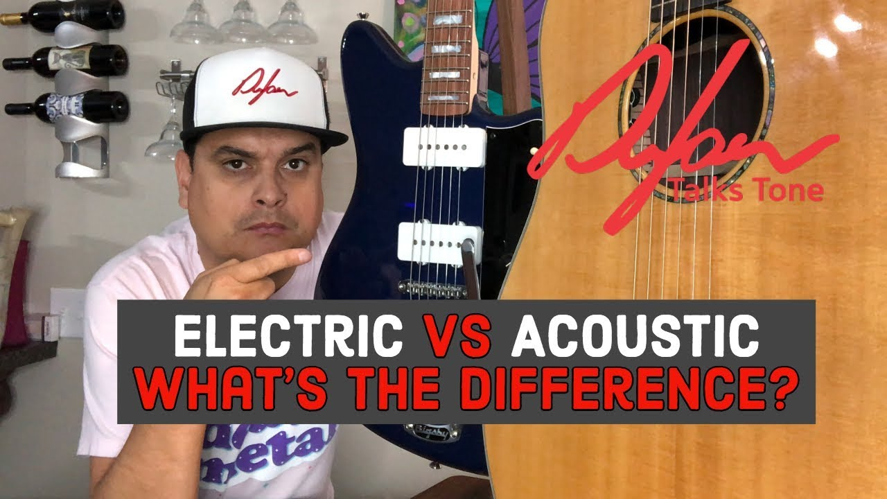Will Electric Guitar Strings Work On an Acoustic Guitar?