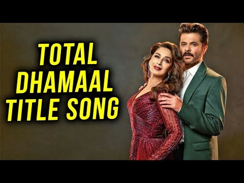 Total Dhamaal: Anil Kapoor And Madhuri Dixit Sizzl