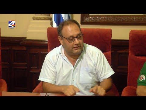 Intendencia y FOEB anunciaron ampliación de capacidad de alojamiento del Hogar Estudiantil