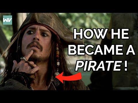 How Jack Sparrow Became A Pirate: Discovering Disney
