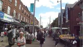 A walk through Walthamstow Street Market