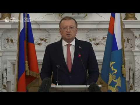 Пресс-конференция посла России в Лондоне после высылки 23 российских дипломатов