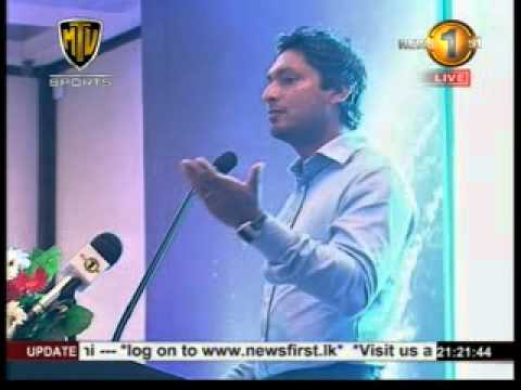 Mahela Jayawardena - The Spirit of Cricket