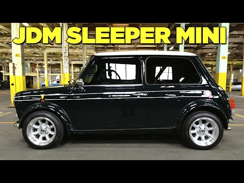 JDM Sleeper Mini [Season Premiere] (видео)