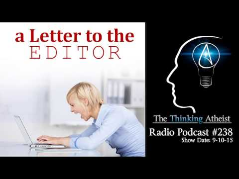 TTA Podcast 238: A Letter to the Editor (видео)