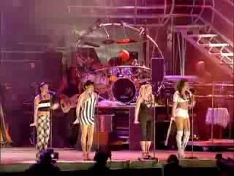 Spice Girls Live At Wembley HQ DVD RIP Part 2/8