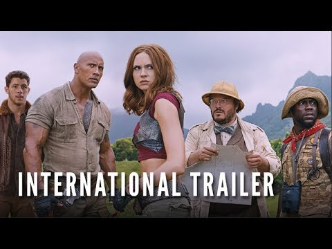 Jumanji: Bienvenidos a la Jungla - International Trailer #2?>