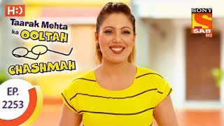 "Click here to Subscribe to SAB TV Channel : https://www.youtube.com/user/sabtv?sub_confirmation=1Click to watch all the episodes of Taarak Mehta Ka Ooltah Chashmah - https://www.youtube.com/playlist?list=PL6Rtnh6YJK7a6aWvIzLwbDe6FzzowRhMqEpisode 2253:----------------------Iyer and Babita aren't convinced about the washing machine vibrating at night. They request Jethalal to send Bagha in order to check the machine. Will Bagha be able to uncover the mystery?About Taarak Mehta Ka Ooltah Chashmah:--------------------------------------------------------------------The show is inspired from the famous humorous column 'Duniya Ne Undha Chasma' written by the eminent Gujarati writer Mr. Tarak Mehta. This story evolves around happenings in ""Gokuldham Co-operative Society"" and covers topical issues which are socially relevant.The show predominantly - Promoolves around 'Jethalaal' (Dilip Joshi) who is an uneducated Gujarati businessman. Your 'Taarak Mehta' (Sailesh Lodha), is his neighbour. 'Jethalaal' finds a friend and philosopher in 'Taarak Mehta' and often goes to him for advice whenever he is in trouble. Jethalaal's family includes his simpleton wife 'Daya Ben' (Disha Wakani) and a mischievous son 'Tapu' (Bhavya Gandhi). Tapu is a menace and a constant source of trouble to all the members of Gokuldham. They have often warned 'Jethalaal' to reform 'Tapu' or else be prepared to leave the premises. Lost hopes of being heard by his son pushes Jethalaal' to call his father 'Champaklal' (Amit Bhatt) from the village. This was his great idea of leashing some control over the mischievous Tapu. The opposite happens and the grandfather joins hands with the grandson to make life a roller coaster troublesome ride for Jethalaal.Dear Subscriber, If you are trying to view this video from a location outside India, do note this video will be made available in your territory 48 hours after its upload time.More Useful Links : * Visit us at : http://www.sonyliv.com * Like us on Facebook : http://www.facebook.com/SonyLIV * Follow us on Twitter : http://www.twitter.com/SonyLIVAlso get Sony LIV app on your mobile * Google Play - https://play.google.com/store/apps/details?id=com.msmpl.livsportsphone * ITunes - https://itunes.apple.com/us/app/liv-sports/id879341352?ls=1&mt=8"