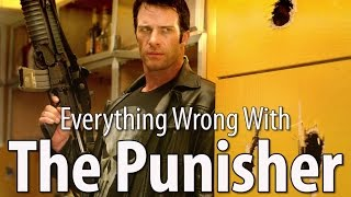 Everything Wrong With The Punisher In 15 Minutes Or Less by Cinema Sins