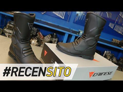 Dainese Freeland Gore-Tex Boots. Recensione stivali 4 stagioni