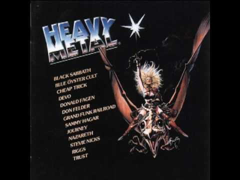 HEAVY METAL-Sammy Hagar-Heavy Metal