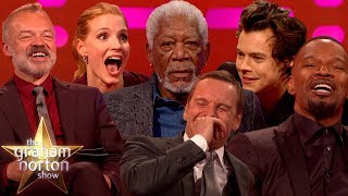 Video BEST MOMENTS of Season 21 on The Graham Norton Show MP3, 3GP, MP4, WEBM, AVI, FLV September 2019