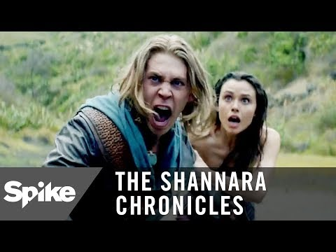 The Shannara Chronicles Promo 'Comes to Spike'