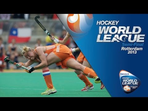 Chile - The Netherlands and Chile contested the final game on day four of the Women's Hockey World League. The home side recorded a crushing 10-0 win to finish top o...