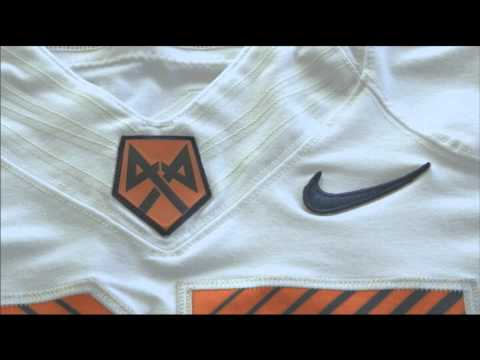 New Football Uniforms: Nike Designer Interview - Syracuse Football