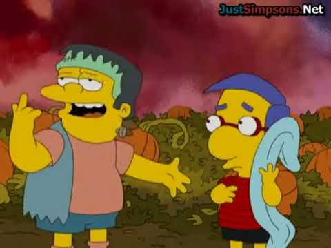 The Simpsons - Nelson's Pumpkin Carol