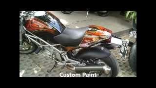 5. Dijual Moge Bekas Jakarta   Cari Ducati Monster 1000 S Tahun 2005   MotorBekasOnline.com