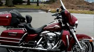 4. For Sale 2005 Harley-Davidson FLHTCUI Ultra Classic Electra Glide at East 11 Motorcycle Exchange